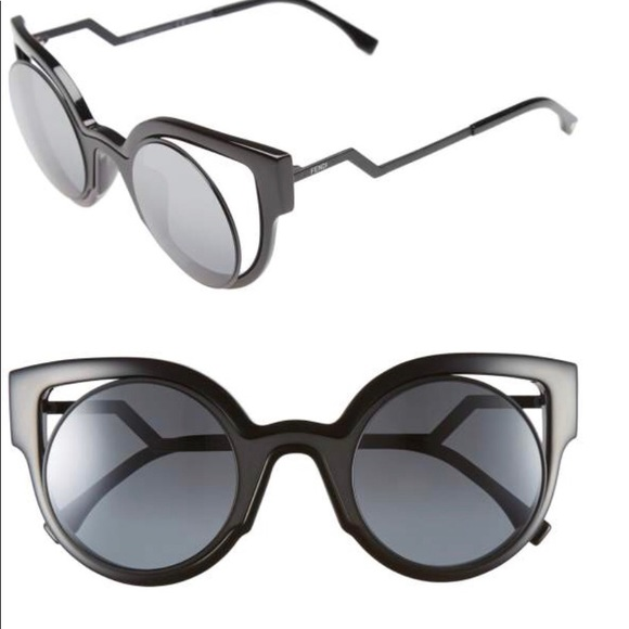 f92955b10bb Fendi PARADEYES Cat Eye Sunglass NEW  SOLD